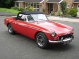 Harry's  MGB V8 Costello
